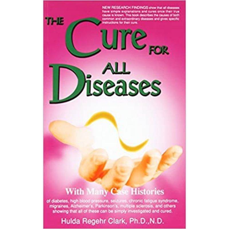 Hulda Regehr Clark 1st Edition Book